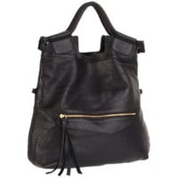 Foley + Corinna Mid City Convertible Tote,Black,One Size