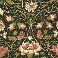 Reproduction Fabrics - late 19th century, 1865-1900 > fabric line: Regent Street Lawn