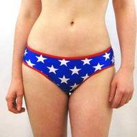 Hipster style Wonder Woman Panties