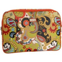 "Hadaki 17"" Laptop Sleeve,Hannah`s Paisley,one size"