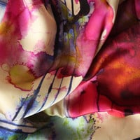 Futures Silk Scarf