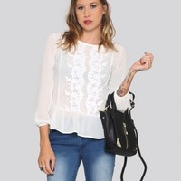 Poetic Justice Blouse