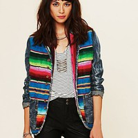 \Mexican Blanket Jacket | Free People
