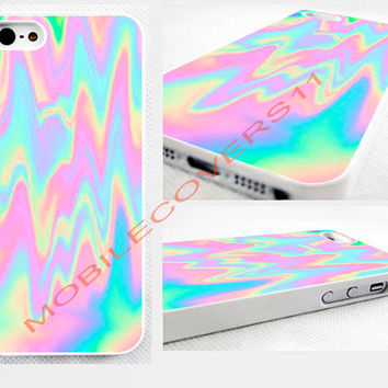 bright colourful pastel phone cover iPhone 4,4s 5,5s 5C available for samsung galaxy