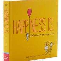Chronicle Books Quirky Happiness Is...