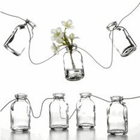 Bottle Garland by Design Ideas