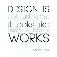 * Patricia Gray | Interior Design Blog?: Steve Jobs on Design