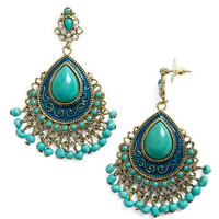 Azure Afternoon Earrings | Mod Retro Vintage Earrings | ModCloth.com