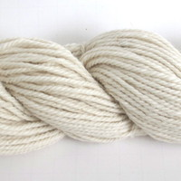 Natural Alpaca/Cormo Wool Blend Yarn - Worsted/Medium Weight