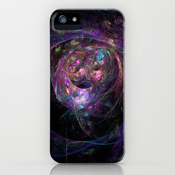 Chaos Colors iPhone & iPod Case by 319media