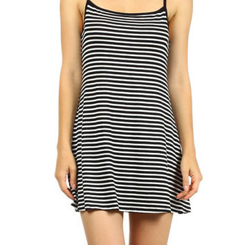 Sienna Stripe dress