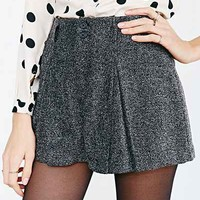 Cooperative Boxpleat Short- Black Multi