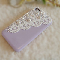 Bridal Veil iPhone 4 case