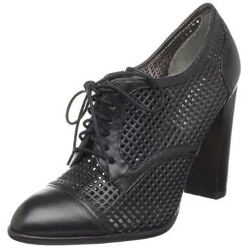 Charles David Women`s Spire Lace-Up,Black,5 M US