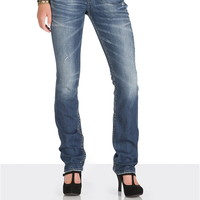 silver jeans co. ® suki embellished slim boot jeans