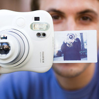 The Instax Mini 7s and Mini 25 Instant Cameras