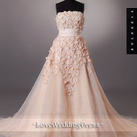 Custom Made BOHEMIAN LWDBHI005 wedding dress by LoveWeddingDress