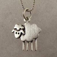 Lamb necklace