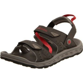Columbia Sportswear Women`s Techsun Interchange III Sandal,Tusk,8 M US