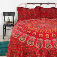 Tapestry Medallion Duvet Cover