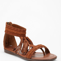 Minnetonka Tassel-Thong Sandal