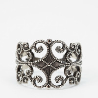 Urban Renewal Vintage Filigree Ring