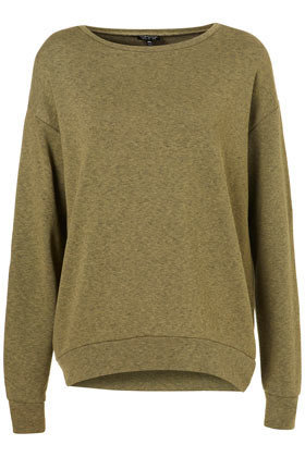 Basic Curve Hem Sweater - New In This Week  - New In