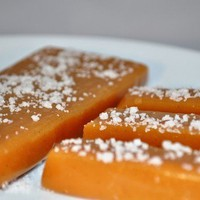 Madagascar Vanilla Bean Caramels with Fleur de by ccconfectionary