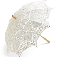 Vanilla Skies Parasol | Mod Retro Vintage Umbrellas | ModCloth.com