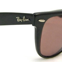 Ray Ban Black Wayfarer 2 Sunglasses