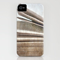 Open Book iPhone Case by Ally Coxon | Society6