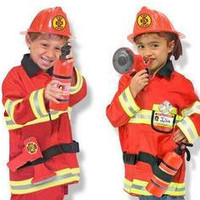 Official Jr. Fireman Set