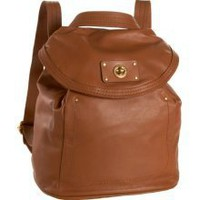 Marc by Marc Jacobs Totally Turnlock Backpack - Caramel