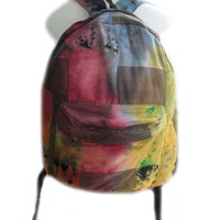 Special Prices National Aviation Day Gift Handmade Backpack For Sale Back To School