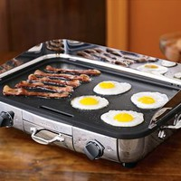 All-Clad Electric Griddle | Williams-Sonoma