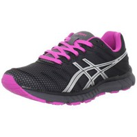 ASICS Women`s Gel Speedstar 6 Running Shoe,Storm/Silver/Electric Magenta,12 M US