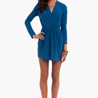 Allison Wrap Dress