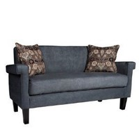 angelo:HOME WRT-S88-AAB51A Ennis Twillo Bluestone Sofa