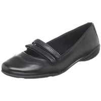 Rockport Women`s Laura Mary Jane Pump,Black,9 W US