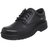 Eastland Women`s Plainview Oxford,Black,8 M US