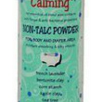 California Baby Non-Talc Powder, Canister - Calming, 2.5-Ounce
