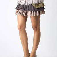 tiered ruffle skirt &amp;#36;27.10 in BLKBRN TPECHR - New Bottoms | GoJane.com