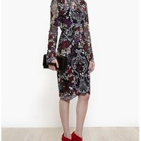 DOLCE & GABBANA | Floral Lace Dress | Browns fashion & designer clothes & clothing