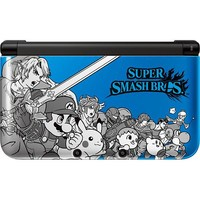 Nintendo - Nintendo 3DS XL: Super Smash Bros. Edition - Blue