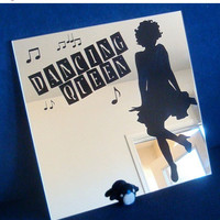 ON SALE Dancing Queen - Mirror