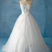 Disney Fairy Tale Weddings- Snow White Dress