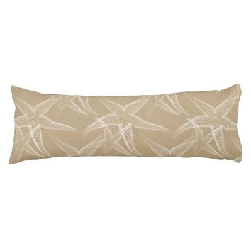 Starfish Sand Beach Body Pillow