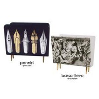 Magazine Rack Hi-Fidelity Cat By Fornasetti - Fornasetti - Home Furnishings - Unica Home