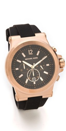 Michael Kors Large Dylan Watch | SHOPBOP