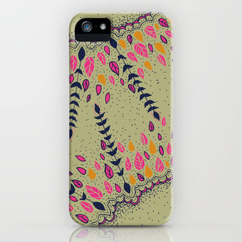 Leaf Love  iPhone & iPod Case by rskinner1122